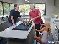 standing doggy style after amazing blowjob is Courtney Taylor's wish