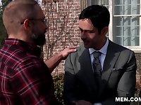 Jack Radley & Rafael Alencar in My Neighbor's Son Scene