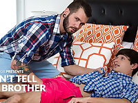 Grayson Lange  Johnny Hill in Don't Tell My Brother - NextDoorStudios