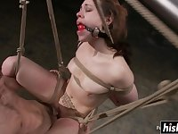 Long Male Stick Punished A Darkhair Babe - FUCK MOVIE