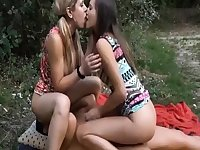 Two Teens Hardcore Sex