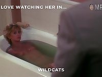You will enjoy charming and hot actress named Kate Hudson in a couple of nude scenes