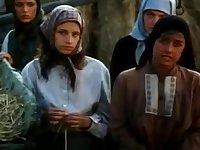 Rasputin orgies at the Tsar's court