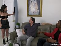 Hot MILF is ready for a complete BBC cuckold