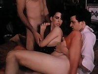 Kinky Nicole Hot Retro Porn Video