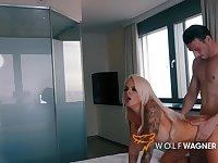 Sophie Logan desperately needs to get banged! WOLF WAGNER wolfwagner.date - Milf