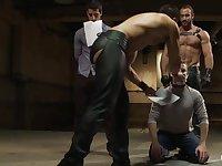 BoundGods : Slave Auction Live Shoot