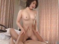 Exotic Japanese whore Yuuka Tsubasa in Horny JAV uncensored Lingerie clip