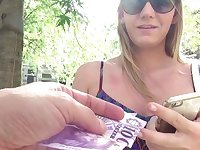 GERMAN SCOUT - SKINNY COED LUCETTA GET FIRST SODOMY AT CASTING